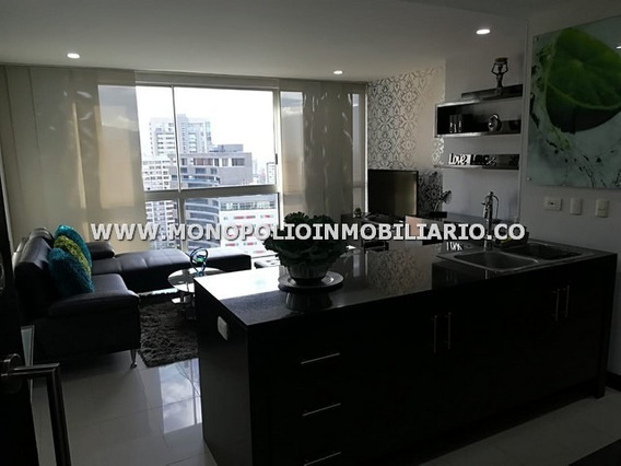 Apartaestudio Amoblado Renta Poblado Cod16372