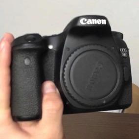 Canon 70d + 50mm 1.8 + 5 Baterias