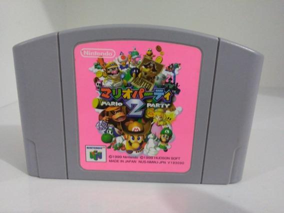 Mario Party 2 Original Japonesa