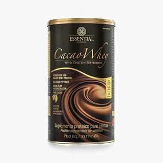 Cacao Whey Essential Nutrition 450g