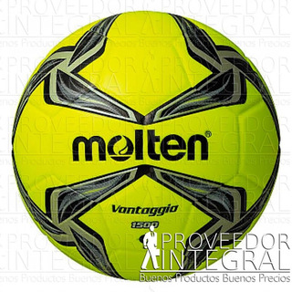 Balón Fútbol #5 Vantaggio Laminado Cuero Pvc Molten Original