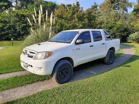 Toyota Hilux Sr 3.0