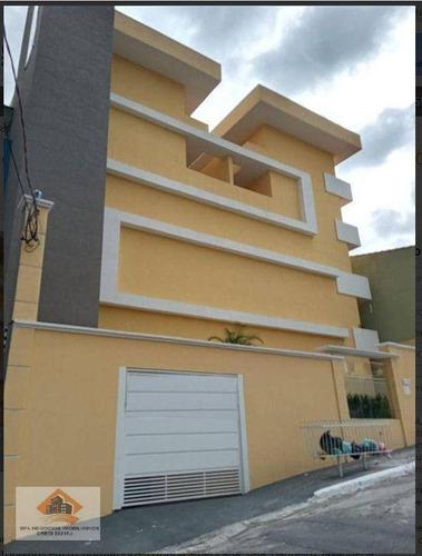 Imagem 1 de 19 de Apartamento Com 1 Dormitório À Venda, 34 M² Por R$ 205.000 - Vila Granada - São Paulo/sp - Ap0320