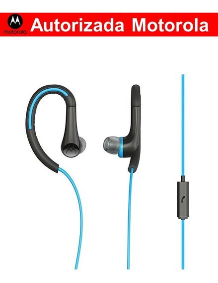 Fone Earbuds Sport In-ear Academia Autorizada Motorola