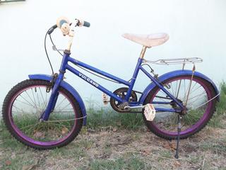 Bicicleta Vulcano Rodado 20 Niños