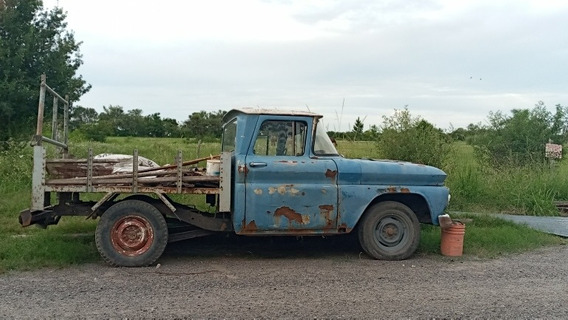 Chevrolet 1962 Apache