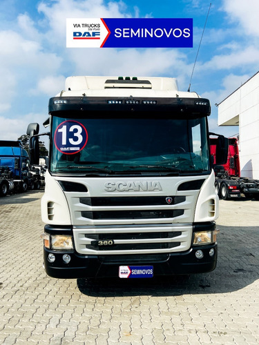 Imagem 1 de 11 de Scania P360 6x2 2013