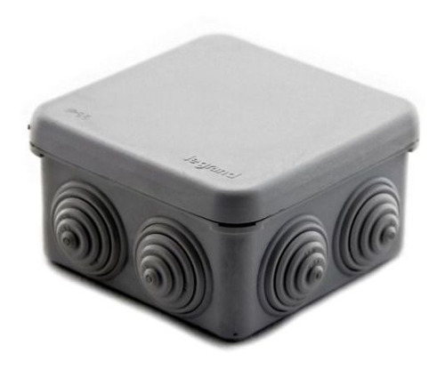 Legrand Caja Cuadrada 7e Presión Plexo Technologiest Th670ex