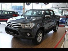 Toyota Hilux Srv 2.7 Flex Aut 4x2 Cab.dup Completo 0km17/17
