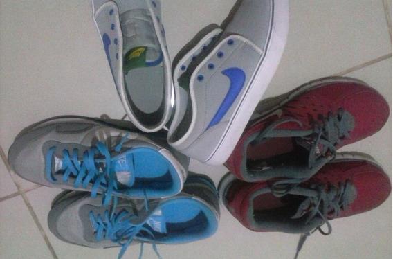 Vendo Tenis Da Nike Seminovo Por 130 Cada. Pouco Uso!