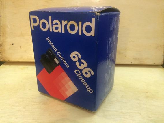 Polaroid 636 Closeup Câmera Fotográfica Colecionável