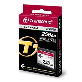 Transcend Sd Cfast 2.0 256gb