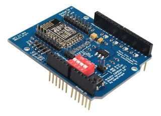 Shield Esp8266 01 Wifi Arduino Mar Del Plata Servidor Web