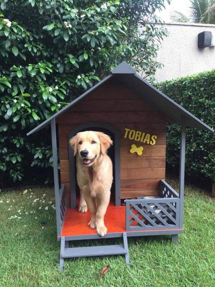 Casa - Casinha De Cachorro Grande Tobias - Dog House