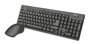 Kit Teclado E Mouse Wireless Trust