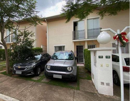 Casa Com 3 Dormitórios À Venda, 91 M² Por R$ 530.000,00 - Nativo Clube - Cotia/sp - Ca1986