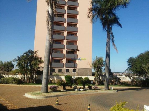 Apartamento Residencial À Venda, Parque Iracema, Catanduva. - Ap6981