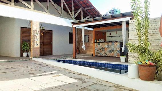 Casa Em Aeroclube, João Pessoa/pb De 240m² 3 Quartos À Venda Por R$ 850.000,00 - Ca301113