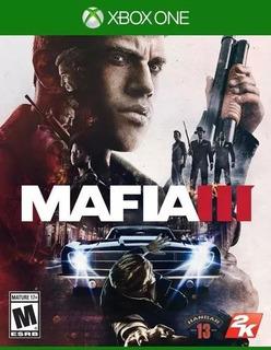 Juego Mafia 3 Iii Fisico Nuevo Xbox One Nuevo Sellado