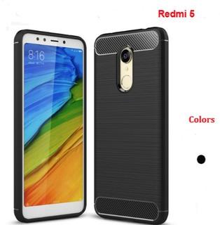 Capa Case Capinha Luxo Xiaomi Redmi 5 Preta Top,