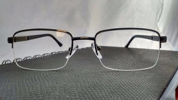 Armação Óculos Lentes Masculino