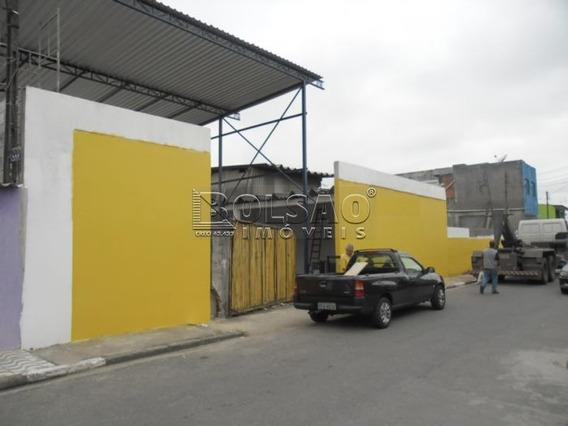 Galpao - Jardim Albertina - Ref: 17399 - L-17399
