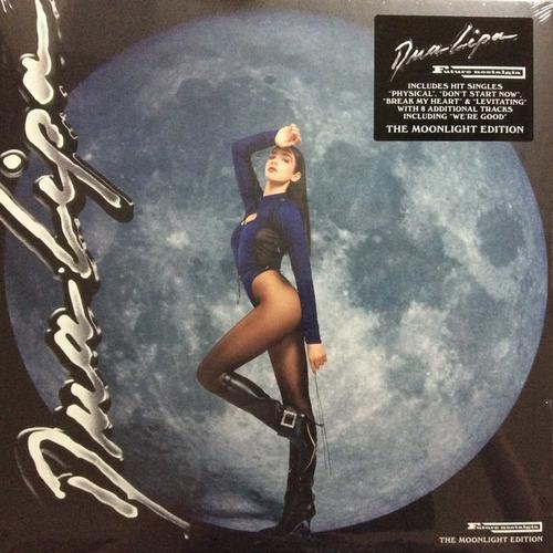 Dua Lipa Future Nostalgia Moonlight Edition Vinilo Doble