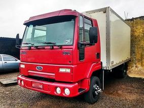 Caminhão 3/4 Ford Cargo 816 2013 - Camara Fria