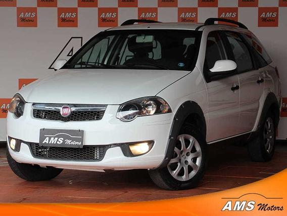 Fiat Palio Week Trekking 2015