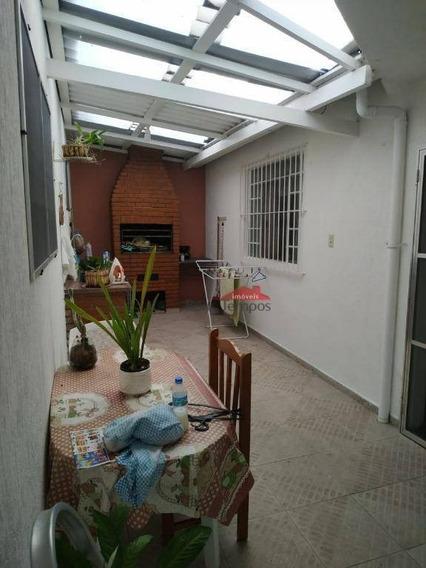 Casa Com 2 Dormitórios À Venda, 95 M² Por R$ 470.000,00 - Vila Esperança - São Paulo/sp - Ca0407