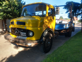 Vendo Camión Porta Volquete Telescópico Sin Tachos.