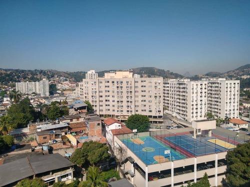 Imagem 1 de 12 de Apartamento Com 2 Quartos Por R$ 140.000 - Fonseca /rj - Ap45693