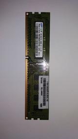 Memoria De Pc Lenovo 1gb Ddr3 8500u Samsung M378b2873fhs