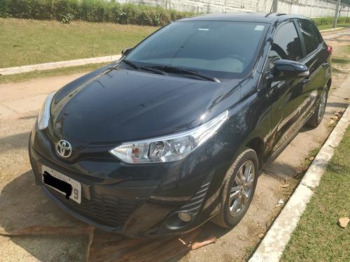 Toyota Yaris 2020 1.3 Xl Plus Tech 16v Cvt 5p