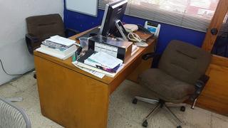 Escritorio Y Sillas De Oficina Remate