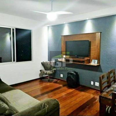 Apartamento Com 2 Dormitórios À Venda, 52 M² Por R$ 170.000 - Taquara - Rio De Janeiro/rj - Ap0461