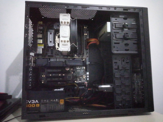 Pc Gamer Mid End Core I7 / Rx 560 4gb