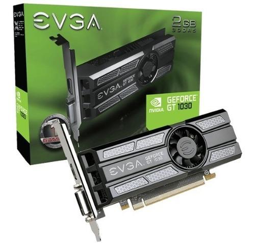 Tarjeta Video Evga Geforce Gt1030 2gb Ddr5 Pci-e 2.0