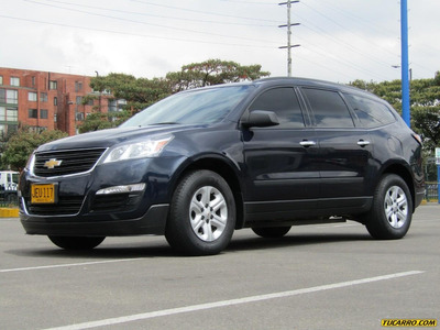 Chevrolet Traverse Ls At 3600cc Aa 8ab Abs
