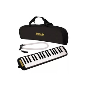 Escaleta Mellody 37 Teclas Profissional C/ Bag Kadu Som Full