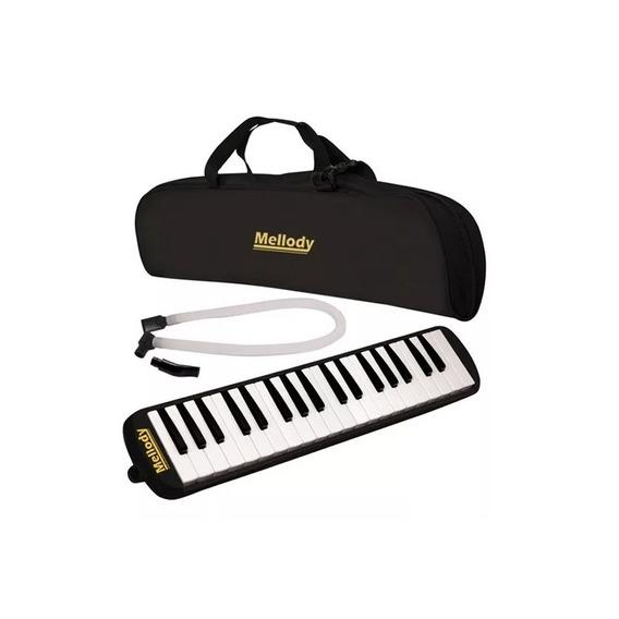 Escaleta Mellody 37 Teclas Profissional C/ Bag Full - Loja