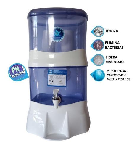 Filtro Ionizador  Água Alcalina