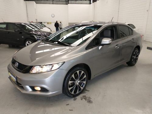 Imagem 1 de 14 de Honda Civic Lxr