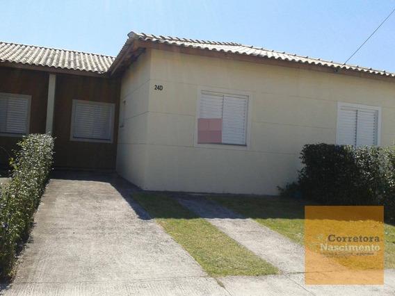 Ótima Casa Residencial - Ca0417