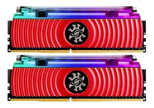 Memoria Ram Ddr4 Adata 3000 Mhz 32 Gb Xpg Spectrix D80 2x16