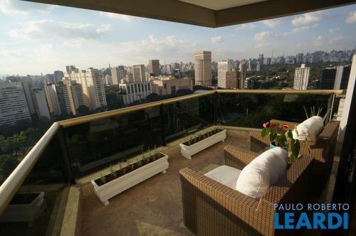 Imagem 1 de 15 de Cobertura - Jardim Paulistano  - Sp - 645429