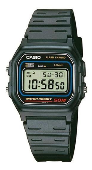 Reloj Hombre Casio W-59-1v Digital Retro / Lhua Store