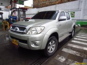 Toyota Hilux Srv At 3000cc Td 4x4 Aa 2ab Abs