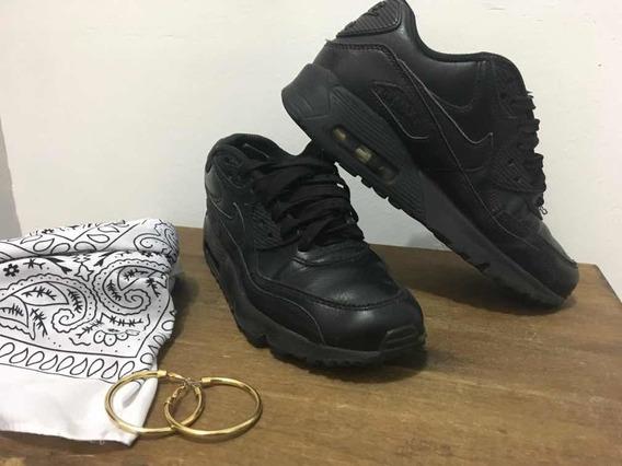 Zapatillas Nike Air Max 90 Cuero