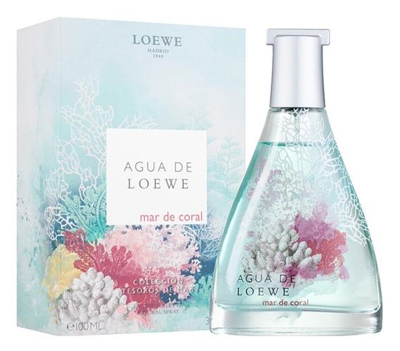 Perfume Loewe Agua De Loewe Mar De Coral 100ml